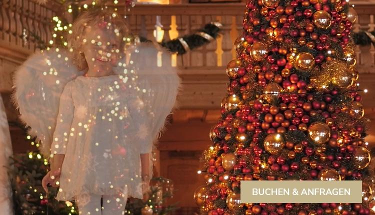 Weihnachtsgrüße Musikalisch.Newsletter Bio Hotel Stanglwirt